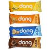 Dang, عبوة متنوعة من ألواح الكيتو، 12 لوح، 1.4 أونصة (40 جم) لكل لوح