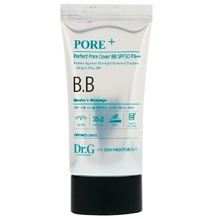 Dr. G, Pore+, Perfect Pore Cover BB SPF30 PA++, 1.52 fl oz (45 ml)