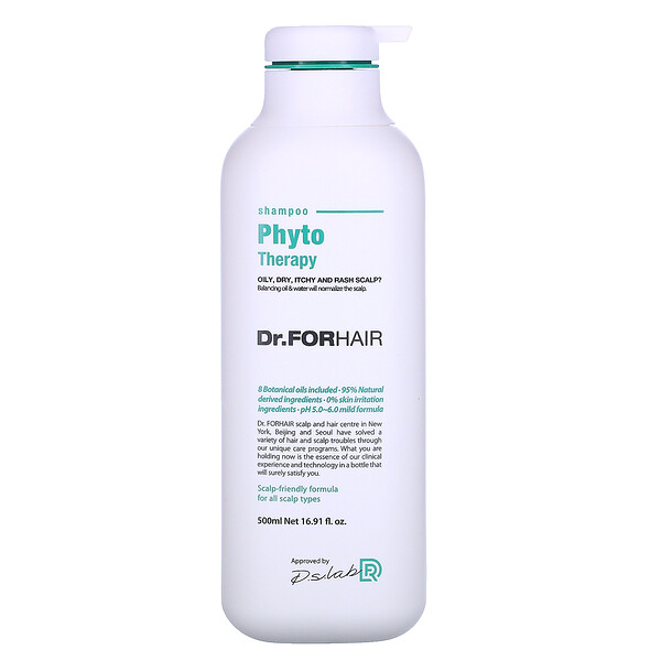 Phyto Therapy Shampoo, 16.91 fl oz (500 ml)