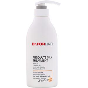 Dr.ForHair, Absolute Silk Treatment, 16.91 fl oz (500 ml) отзывы
