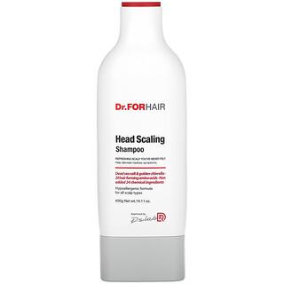 Dr.ForHair, Head Scaling Shampoo, 14.11 oz (400 g)