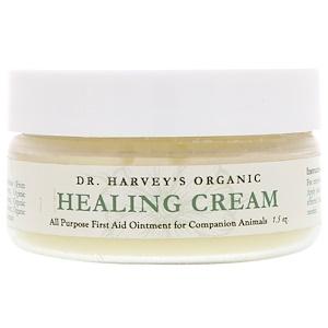 Dr. Harvey's, Organic Healing Cream, For Companion Animals, 1.5 oz отзывы