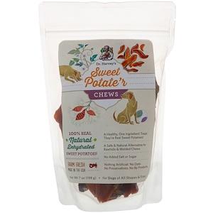 Dr. Harvey's, Sweet Potate'r Chews, For Dogs, 7 oz (198 g) отзывы