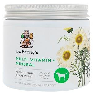 Dr. Harvey's, Multi-Vitamin + Mineral Supplement, For Dogs, 7 oz (198 g) отзывы