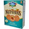 Blue Diamond, Pecan Nut-Thins, Nut & Rice Cracker Snacks, 4.25 oz (120.5 g)