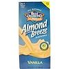 Blue Diamond, Almond Breeze, Almond Milk, Vanilla, 32 fl oz (946 ml) (Discontinued Item)