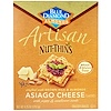 Blue Diamond, Artisan Nut-Thins, Asiago Cheese Cracker Snacks, 4.24 oz (120.5 g)