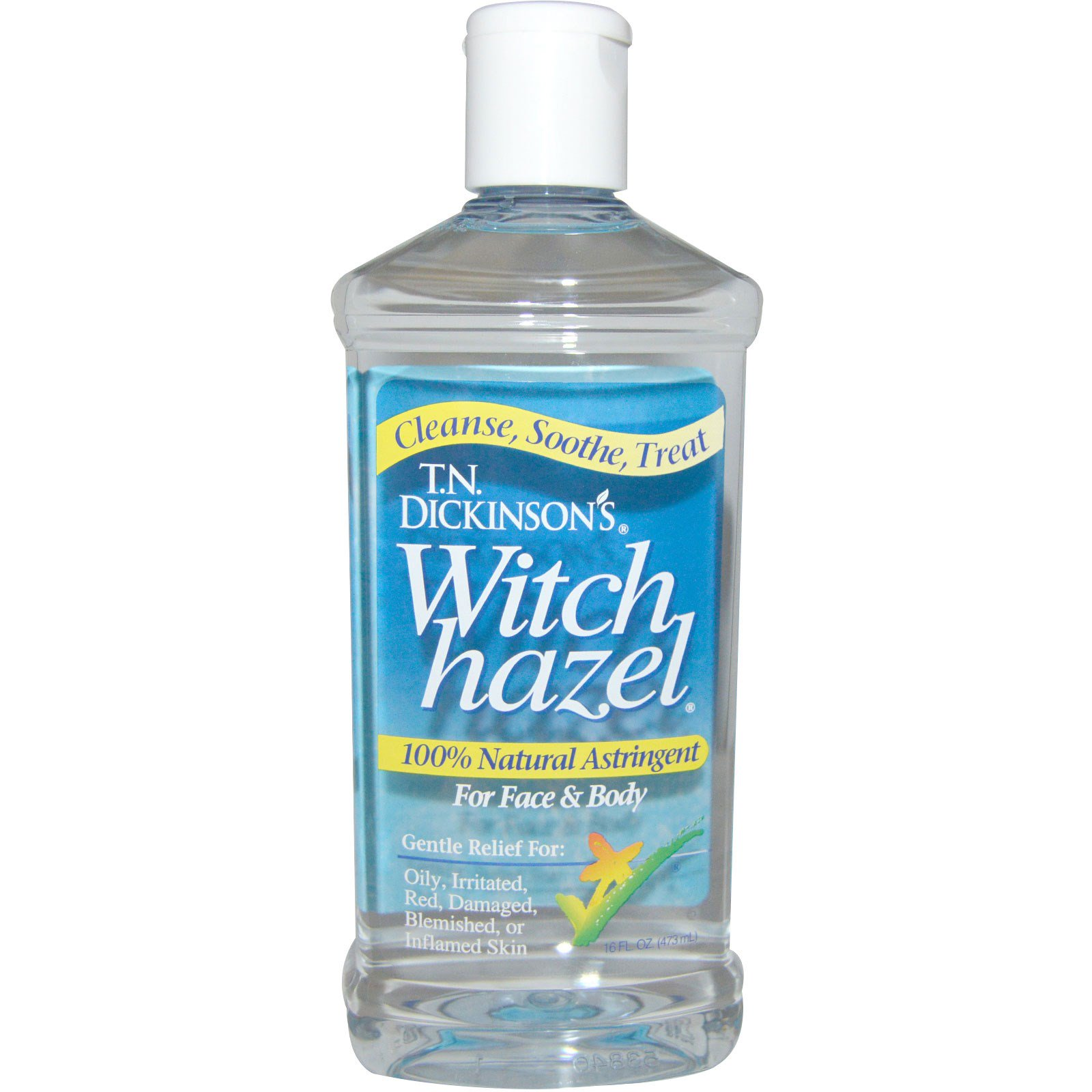 witch hazel for face