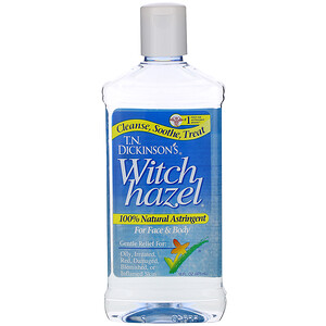 Дикинсон Брэндс, Witch Hazel, For Face & Body, 16 fl oz (473 ml) отзывы