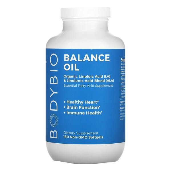 Balance Oil, 180 Non-GMO Softgels