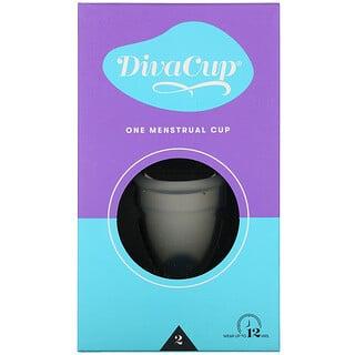 Diva International, DivaCup, Model 2, 1 Menstrual Cup