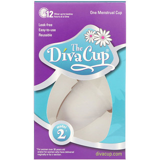 Diva International, The Diva Cup, Modelo 2, 1 copa menstrual