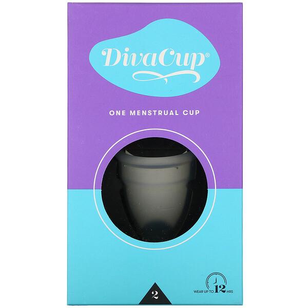 DivaCup, Model 2, 1 Menstrual Cup