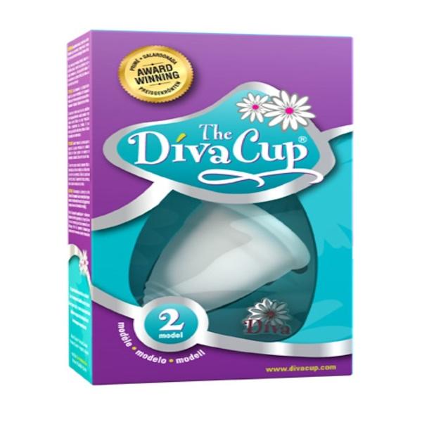 Diva International, ディーバ・カップ、 モデル2、 1月経カップ