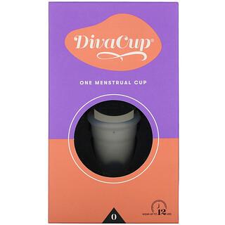 Diva International, DivaCup, Model 0, 1 Menstrual Cup