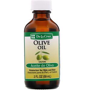 Дэ Ля Круз, Olive Oil, 100% Pure , 2 fl oz (59 ml) отзывы