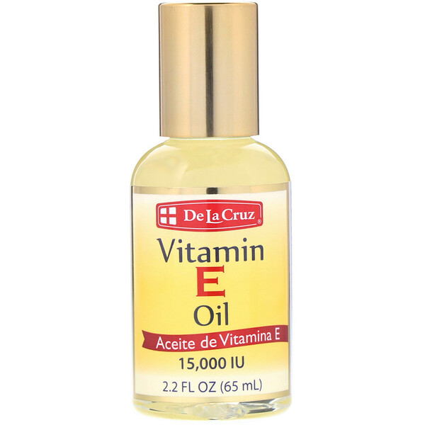 Vitamin E Oil, 15,000 IU, 2.2 fl oz (65 ml)