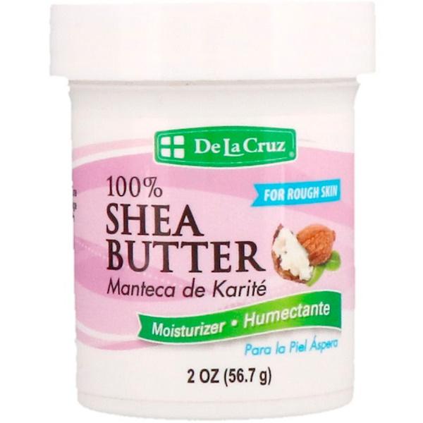 100% Shea Butter, Moisturizer, 2 oz (56.7 g)