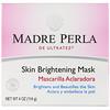 De La Cruz, Madre Perla,皮膚潔白美容面膜,4 盎司(114 克)