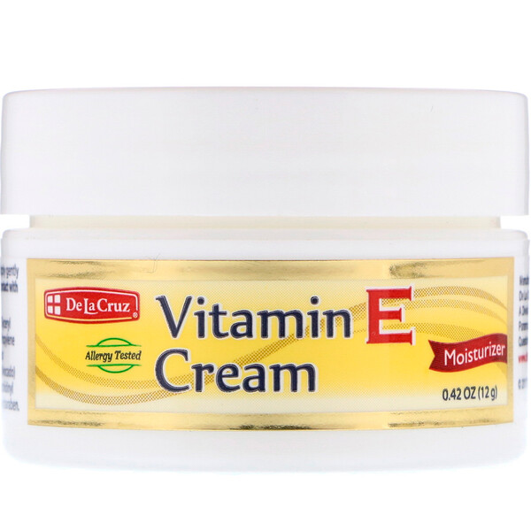 Vitamin E Cream, 0.42 oz (12 g)