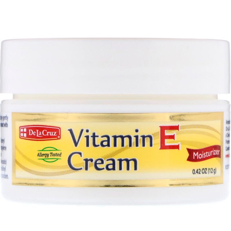 Vitamin E Cream, 0.42 oz (12 g)
