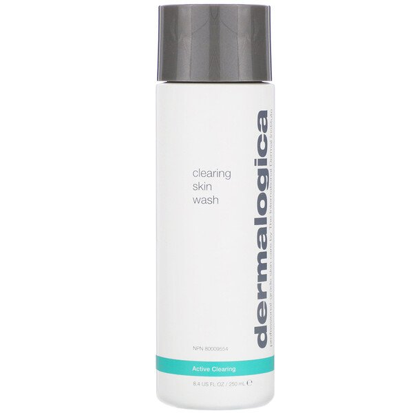 Active Clearing, Clearing Skin Wash, Breakout Clearing Cleanser, 8.4 fl oz (250 ml)