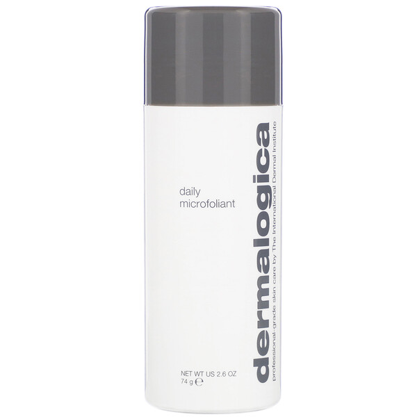 Dermalogica, Daily Microfoliant, Daily Skin Health, 2.6 oz (74 g) (Discontinued Item)