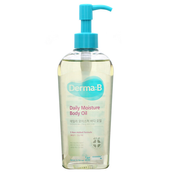 Daily Moisture Body Oil,  6.76 fl oz (200 ml)