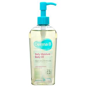 Derma:B, Daily Moisture Body Oil,  6.76 fl oz (200 ml) отзывы