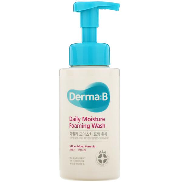 Daily Moisture Foaming Wash, 12.85 fl oz (380 ml)