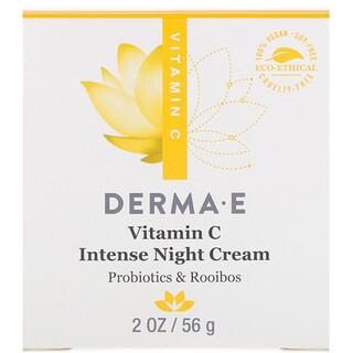 Derma E, Suero concentrado de vitamina C, ácido hialurónico