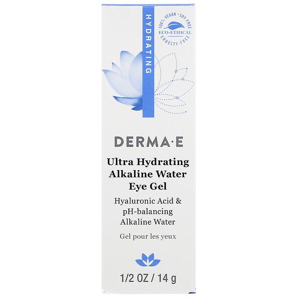 Ultra Hydrating Alkaline Water Eye Gel, 0.5 oz (14 g)