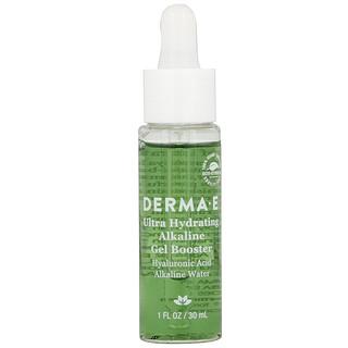 Derma E, Ultra Hydrating Alkaline Gel Booster, 1 fl oz (30 ml)