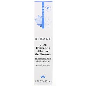 Дерма Е, Ultra Hydrating Alkaline Gel Booster, 1 fl oz (30 ml) отзывы