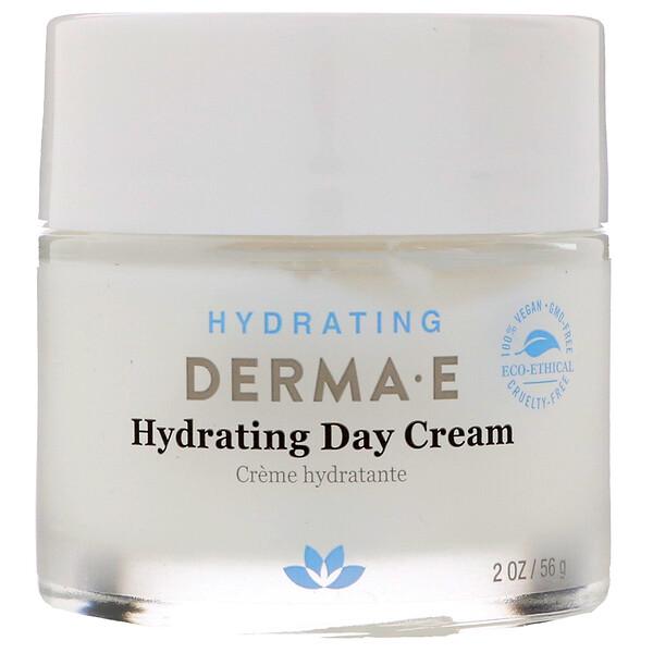 Derma E, Hydrating Day Cream, 2 oz (56 g)