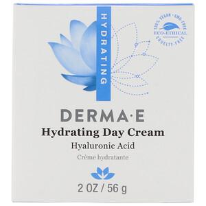 Дерма Е, Hydrating Day Cream, 2 oz (56 g) отзывы