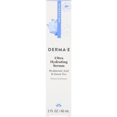 Купить Derma E Ультраувлажняющая сыворотка 60 мл (2 жидкие унции)