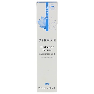 Derma E, Hydrating Serum, 2 fl oz (60 ml)