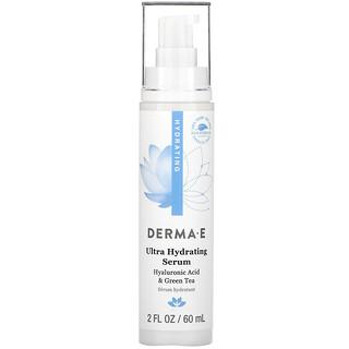 Derma E, Suero hidratante, 2 fl oz (60 ml)