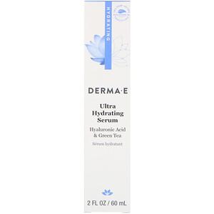 Дерма Е, Ultra Hydrating Serum, 2 fl oz (60 ml) отзывы покупателей
