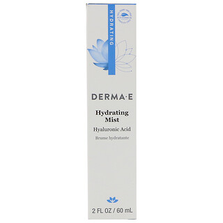 Derma E, Hydrating Mist, 2 fl oz (60 ml)