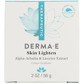 Derma E, Skin Lighten, 2 oz (56 g)