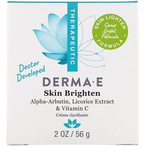 Дерма Е, Skin Brighten, 2 oz (56 g) отзывы