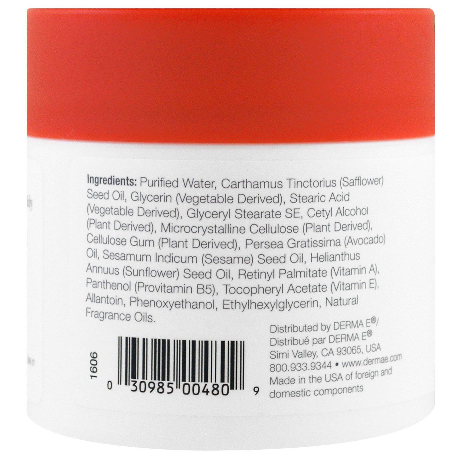 Anti-Wrinkle Renewal Cream - 4 oz. by DERMA-E (pack of 2) 6 Pack - Estee Lauder Idealist Pore Minimizing Skin Refinisher 1 oz