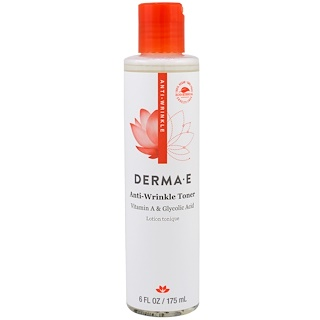 Derma E, Anti-Wrinkle Toner, 6 fl oz (175 ml)