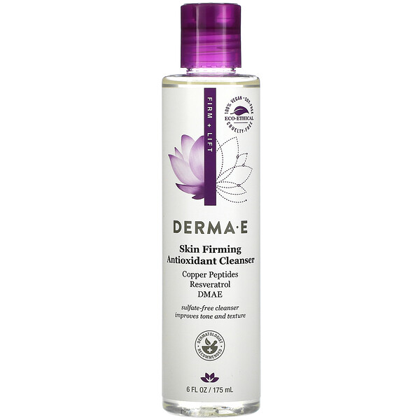 Skin Firming Antioxidant Cleanser, 6 fl oz (175 ml)