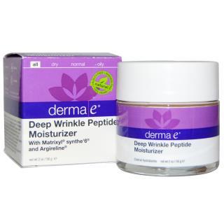 Derma E, Deep Wrinkle Moisturizer, 2 oz (56 g)