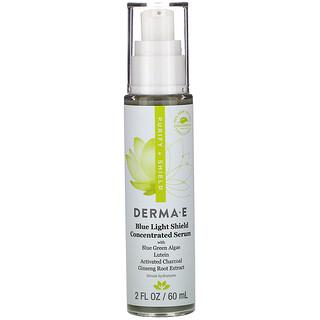 Derma E, Blue Light Shield Concentrated Serum, 2 fl oz (60 ml)
