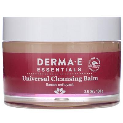 Купить Derma E Essentials, Universal Cleansing Balm, 3.5 oz (100 g)