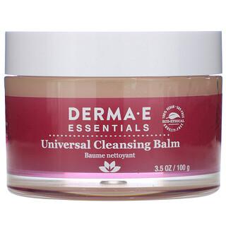 Derma E, Essentials, Universal Cleansing Balm, 3.5 oz (100 g)